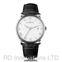 Blancpain Steel 40mm Automatic 6651-1127-55B new