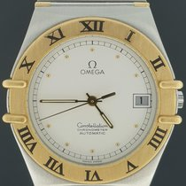 Omega Constellation Gold&Steel Automatic (OpenBackCase)...