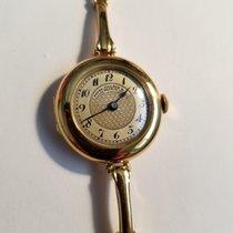Patek Philippe Wrist Watch (circa 1915) with Hinged Case...