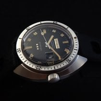 Benrus Vintage Diver Automatic Citation Chronometer 60's