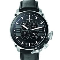 Junghans Chronograph 46mm Automatic new Aerious Chronoscope Black