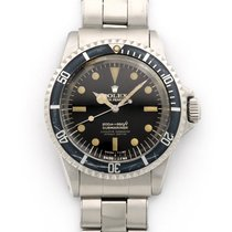 Rolex 5512 Steel 1965 Submariner (No Date) 40mm pre-owned