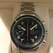 Omega 35135300 Steel Speedmaster Reduced