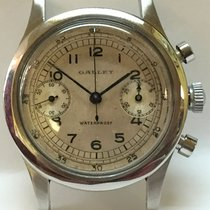 Gallet Chronograph 34mm Manual winding pre-owned