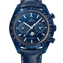 Omega Speedmaster Professional Moonwatch Moonphase Ceramic Blue United States of America, Florida, North Miami Beach