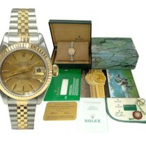 Rolex Lady-Datejust Gold/Steel 26mm Champagne United States of America, North Carolina, Charlotte