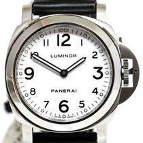 Panerai Luminor Base nieuw 2018 Handopwind Horloge met originele doos en originele papieren OP6727