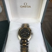 Omega Titanium Quartz 120mm tweedehands Seamaster