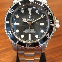 Rolex Sea-Dweller Stahl Schweiz, Zürich