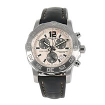 Breitling Colt Chronograph II Stahl 44mm Champagnerfarben