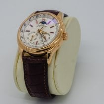 Armand Nicolet 43mm Manual winding 7142B-AG-P914MR2 pre-owned United States of America, Texas, Sugar Land
