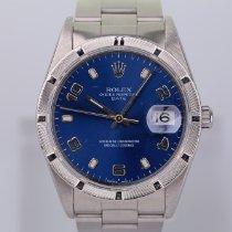 Rolex Stål 34mm Automatisk 15210 brukt