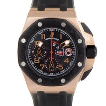Audemars Piguet Royal Oak Offshore Chronograph Rose gold 44mm Black United States of America, Pennsylvania, Southampton