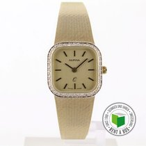 Alpina Women's watch 19.5mm Quartz pre-owned Watch only 1990