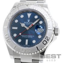 Rolex Yacht-Master 40 116622 Very good Platinum 40mm Automatic