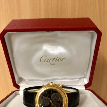 Cartier Cougar Or jaune 33mm France, Garches