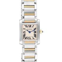 Cartier W51007Q4 Gold/Steel 2019 Tank Française 25mm new United States of America, Florida, Sunny Isles Beach