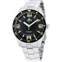 Oris Divers Sixty Five Steel 40mm Arabic numerals United States of America, New Jersey, Somerset