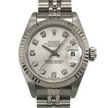 Rolex Lady-Datejust 79174G Satisfactorio Acero y oro 26mm Automático