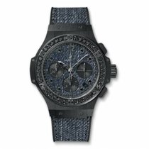Hublot Big Bang Jeans Kerámia 41mm Kék