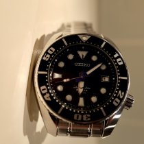 Seiko Prospex Steel Black