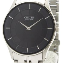 Citizen Stiletto Steel Black