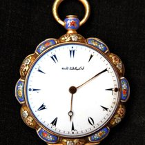 Breguet Watch pre-owned 1811 Yellow gold Manual winding Watch only
