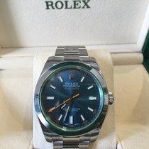 Rolex Milgauss Acier 40mm France, Mérignac