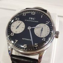 IWC Portuguese Automatic IW5000 pre-owned
