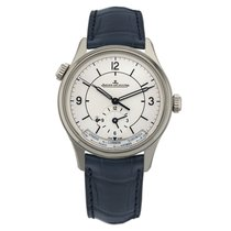 Jaeger-LeCoultre Master Geographic Steel 39mm White
