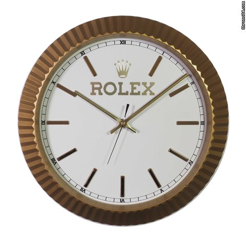Rolex Wall Clock For 163 1 358 For Sale From A Trusted Seller