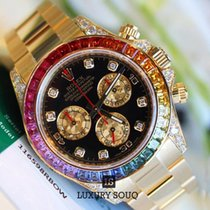 Rolex 116598 RBOW Or jaune Daytona 40mm