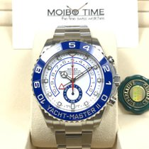 Rolex 116680 YACHT MASTER II STEEL NEW DIAL [NEW]