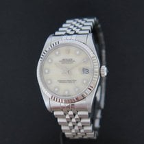Rolex Datejust MOP with Diamonds 68274