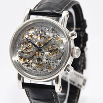 Chronoswiss Platinum 38mm Automatic CH1641R pre-owned