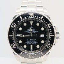 Rolex Sea-Dweller Deepsea Ref. 116660 (Rolex Service Papers 2013)