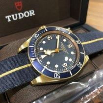 Tudor Heritage Black Bay Bronze Bucherer Edition Blue