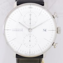 ユンハンス (Junghans) Max Bill Chronoscope Dresswatch Klassiker...