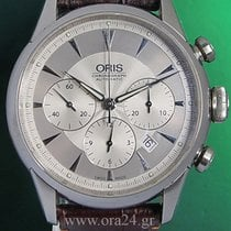 Oris Artelier 43.5mm Automatic Chronograph Box&Papers