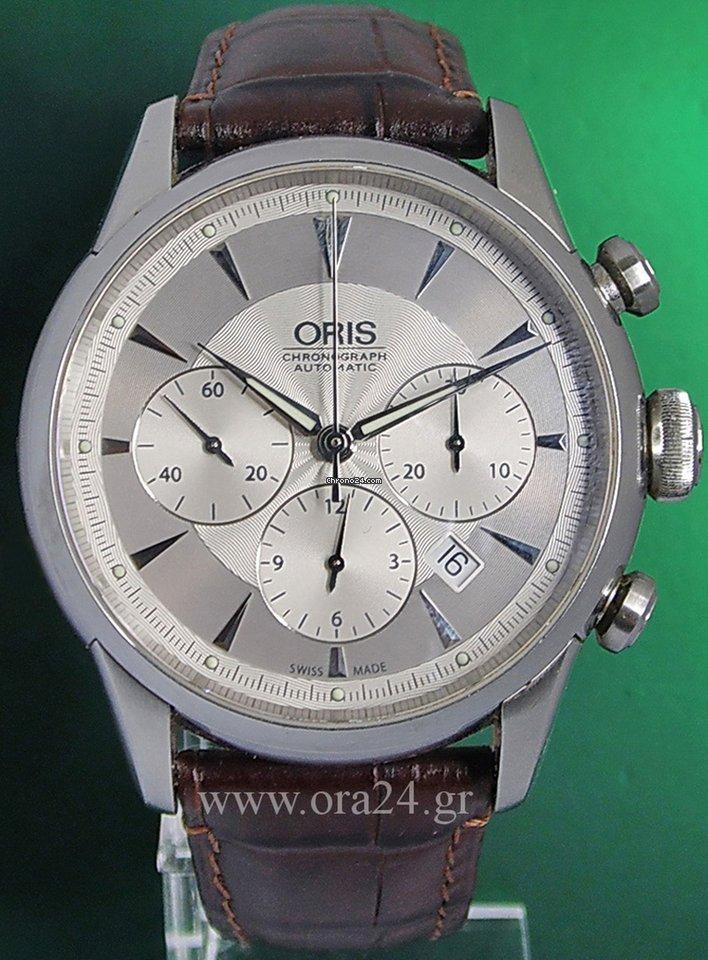 Μεταχειρισμένα ρολόγια Oris  73a4706db65