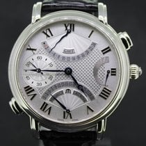 Maurice Lacroix Masterpiece Double Retrograde Steel 43,5MM...