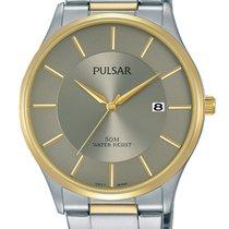Pulsar Otel 41mm Cuart PS9544X1 nou