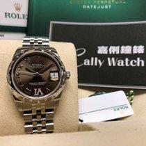 Rolex Lady-Datejust Acier