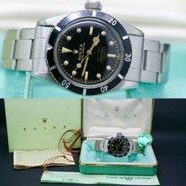 Rolex Submariner Big Crown 6538 4-Liner Gilt Dial James Bond 1956