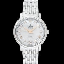 Omega De Ville Prestige Steel 32.7mm Mother of pearl United States of America, California, San Mateo
