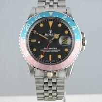 Rolex 1971 GMT-Master 1675 Long-E MKI Dial - serviced