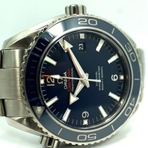 Omega Seamaster Planet Ocean new 45.5mm Titanium