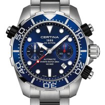 Certina DS Action nieuw 45mm Staal