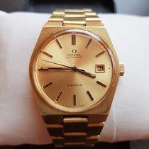 Omega Genève occasion 35mm Or/Acier