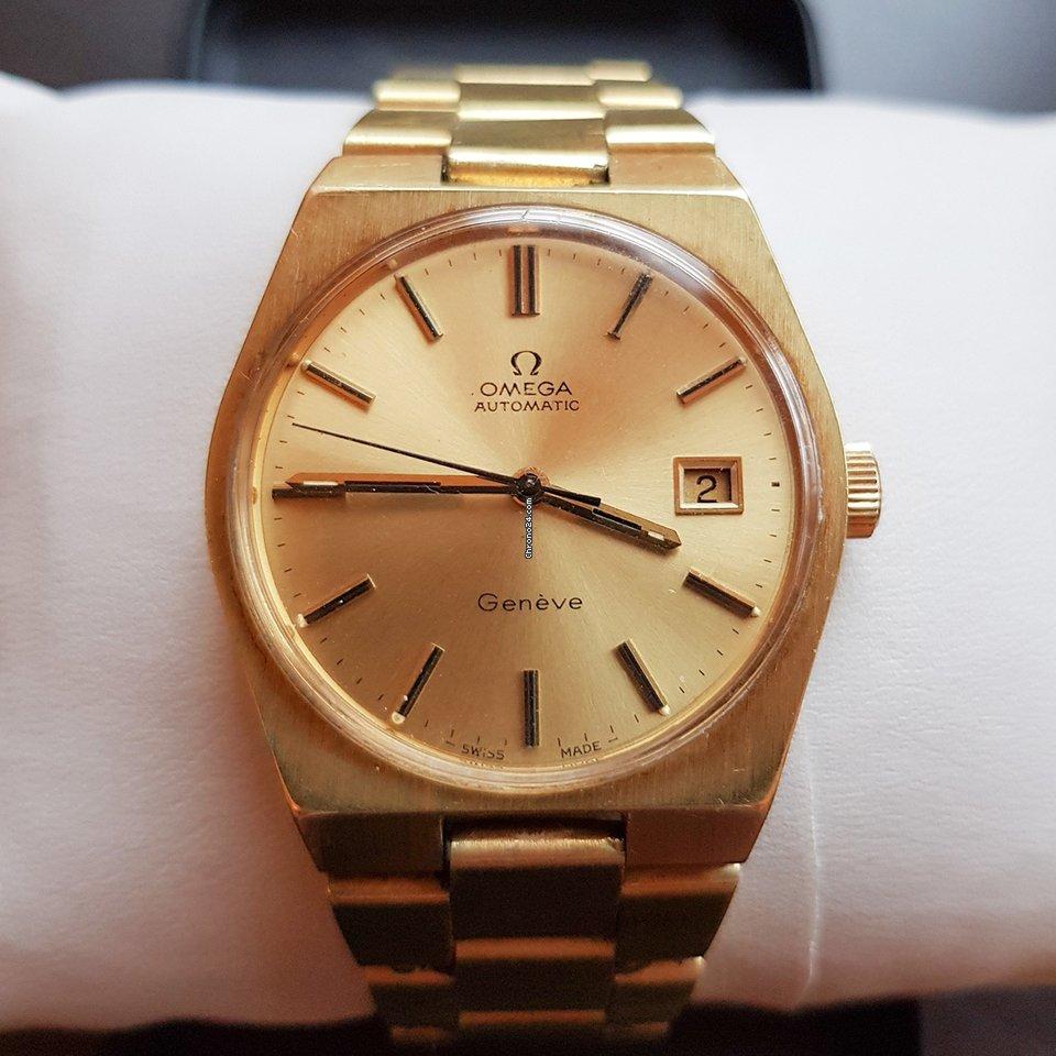 01d6b4358c2 Omega Genève - Todos os preços de relógios Omega Genève na Chrono24